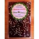 Hořká čokoláda s konopným semínkem 100g BEZ CUKRU Zelená Země 8594183380384