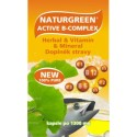 ACTIVE B-COMPLEX - 60 kapsli - Naturegreen Naturgreen