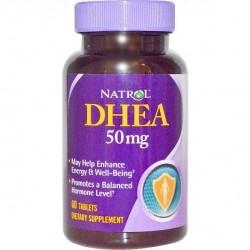 DHEA - 50 mg - 60 tbl. - Pro podpůrnou léčbu neplodnosti