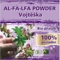 ALFALFA: Vojtěška bio prášek 125 gr Naturgreen