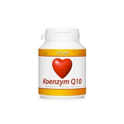 Vito Life Koenzym Q10 60 mg 100 cps. 2+1 Akce( 300 cps )