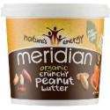 Organic crunchy peanut butter 1 kg Bioden