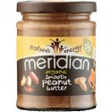 Organic smooth peanut butter Meridian