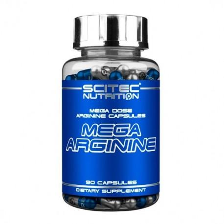 Scitec Nutrition Mega Arginine 90 kapslí