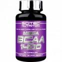 Scitec Nutrition Mega Bcaa 1400 90 kapslí
