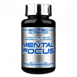 Scitec Nutrition Mental Focus 90 kapslí