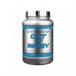 Scitec Nutrition Oat 'n' whey 1380 g