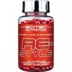 Scitec Nutrition ReStyle (Reform™) 60 cps.