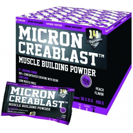 Superior 14 Micron CreaBlast 30x15g