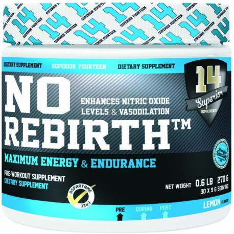 Superior 14 No Rebirth 270 g