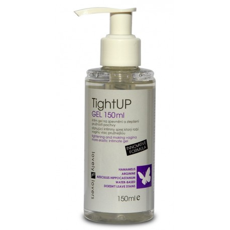 Lovely lovers TightUP Gel INNOVATIVE FORMULA 150ml