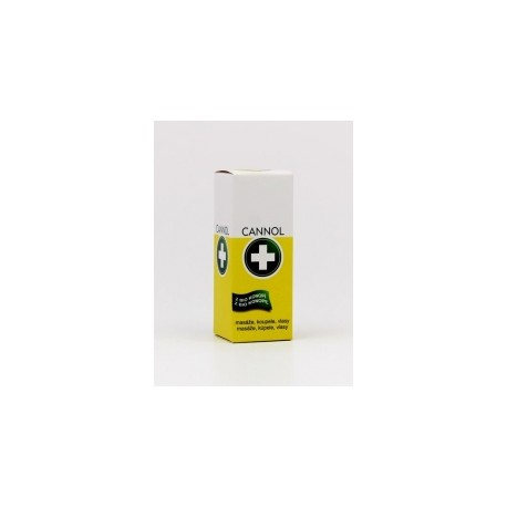 Konopný olej CANNOL 30 ml