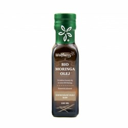 Moringa olej Wolfberry BIO 100 ml
