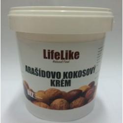Lifelike Arašídovo Kokosový Krém 1kg