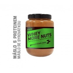 GoNutrition Whey More Nuts, 500g