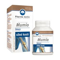 Pharma Activ Shilajit Mumio 60 cps.
