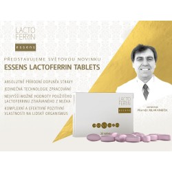 Essens Lactoferrin tablets 30 ks