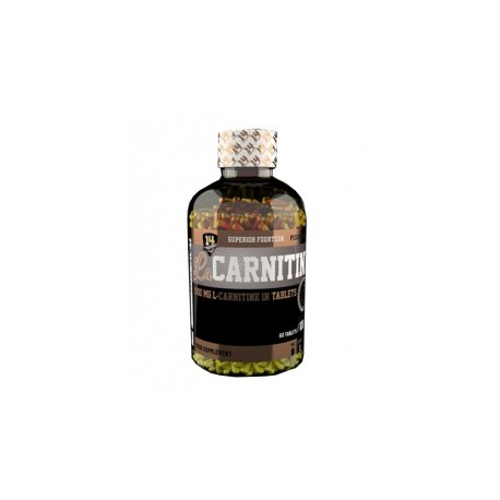 SUPERIOR 14 LACARNITINE 60 TABLET