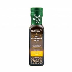 Pupalkový olej Wolfberry BIO 100 ml