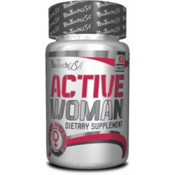 BIOTECH ACTIVE WOMAN 60 TABLET NOVINKA