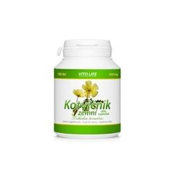 Vito Life Kotvičník zemní 40% saponinů 150 tbl.