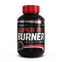 BIOTECH SUPER FAT BURNER 2.0 120 TABLET