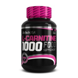 BIOTECH L-CARNITINE 1000 MG 60 TABLET NOVINKA