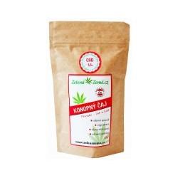 CBD konopný čaj 35 g