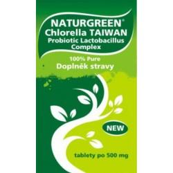Chlorella Probiotic Lactobacillus Complex - 200 tablet