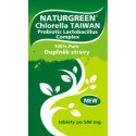 Naturegreen Chlorella Probiotic Lactobacillus Complex - 200 tablet Naturgreen