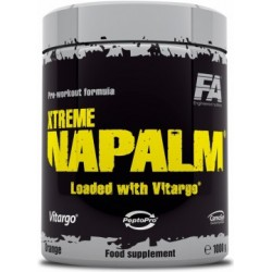 Fitness Authority Xtreme Napalm Vitargo