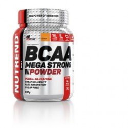 BCAA MEGA STRONG POWDER Nutrend