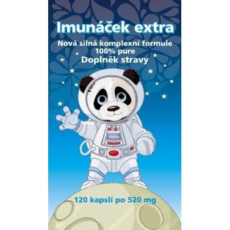 Imunáček extra - 120 kapslí
