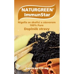 Naturgreen® ImmunStar - 60 kapslí