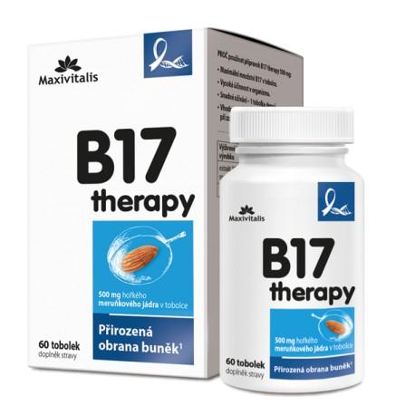 Vitamín B17 MAX 500 mg 60 tob