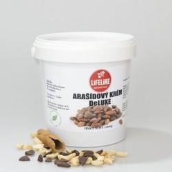 Arašídový krém DeLuxe 1 kg