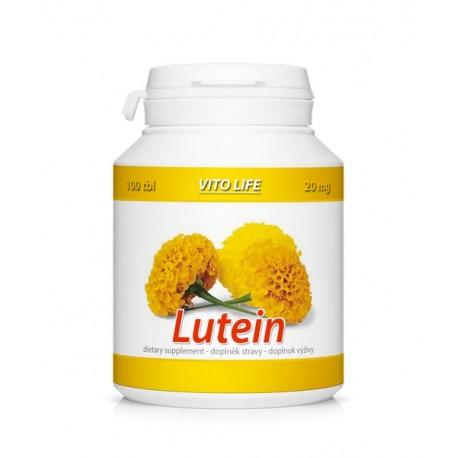 Lutein 100 tbl - Vito Life