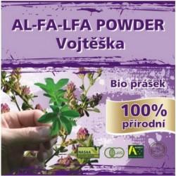 Naturgreen Bio Vojtěška - Alfalfa 100% organic 125g