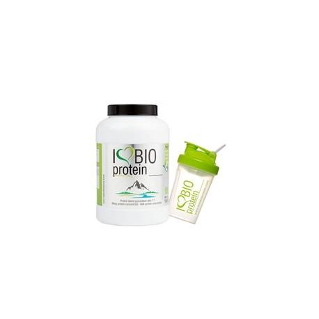 I Love BIO Protein 1,4kg + šejkr I Love BIO 400ml zdarma