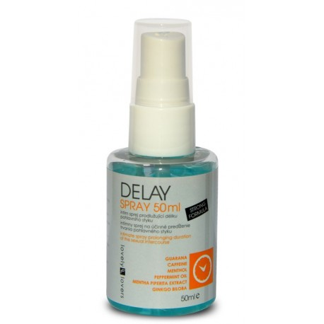 Lovely Lovers DELAY spray na oddálení ejakulace 50ml