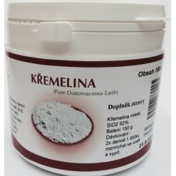 Křemelina 150 g Pure Diatomaceous Earth - Nature Force