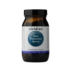 VIRIDIAN nutrition Saw Palmetto Berry 90 cps.