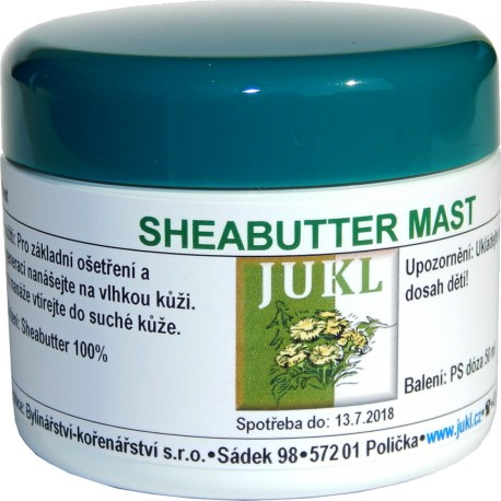 SHEABUTTER MAST 50 ml
