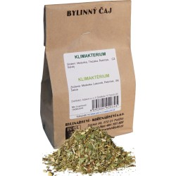 Jukl bylinný čaj - Klimakterium 100 gr