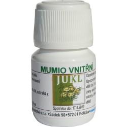 Jukl Tinktura - MUMIO VNITŘNÍ (D3) 30 ml