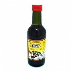 Bylinný sirup Šípek Klášterní officína 250 ml