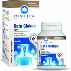 Beta Glukan Forte - 60 kapslí