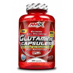 Amix - Glutamine 800mg 360 kapslí