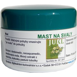 JUKL MAST NA SVALY - 100 ml