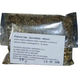 AKTIVNÍ MUŽ sypaný čaj - 50 gr